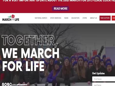 Annual March for Life | CW39 Houston