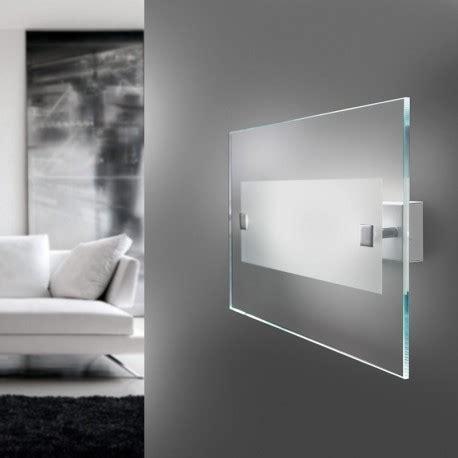 Applique Da Parete Moderni by Applique Da Parete Led Design Moderno Flat Led Antea Luce