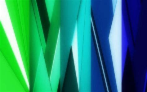 Abstract Blue Green Wallpaper Hd by Abstract Blue Green Geometry Wallpapers Hd Desktop