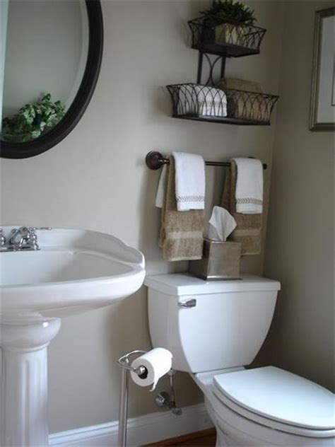 Creative Bathroom Storage Ideas  Shelterness Decorative