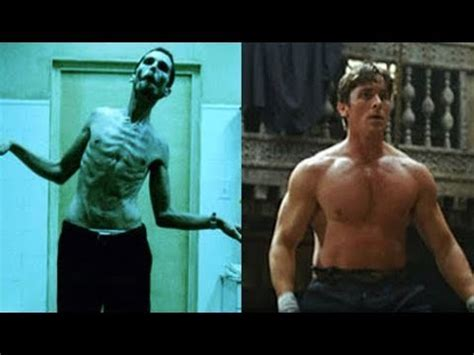 How Actors Get Ripped For Movies Youtube