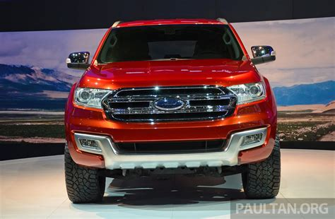 Ford Everest Concept 2018 Wwwimgkidcom The Image Kid