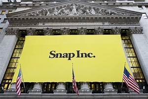 Snap shares soar in market debut for parent company of ...