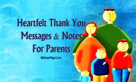 message  parents appreciation quotes wishesmsg