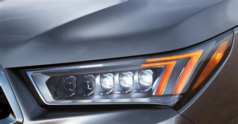 Acura Mdx Headlights by 2017 Acura Mdx Headlight Photos Gallery 2017 Acura