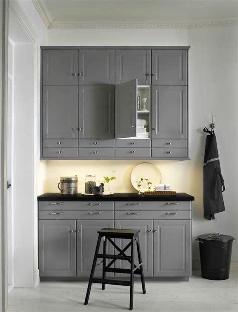 fa軋de cuisine ikea cuisine le plus brillant et aussi cuisine bodbyn grise ikea cuisine metod