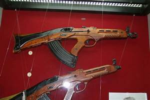 Futuristic Soviet Assault Rifles · Russia Travel Blog