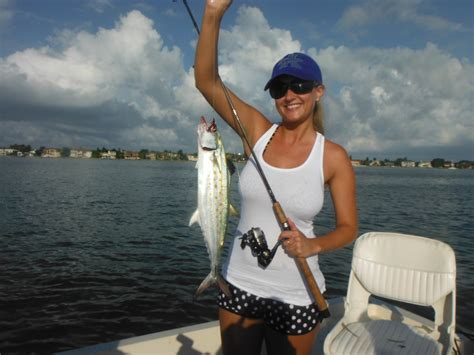 fishing lure key sarasota siesta plastic trout lures florida spoon forecast monthly boat charter charters flats soft near marina march