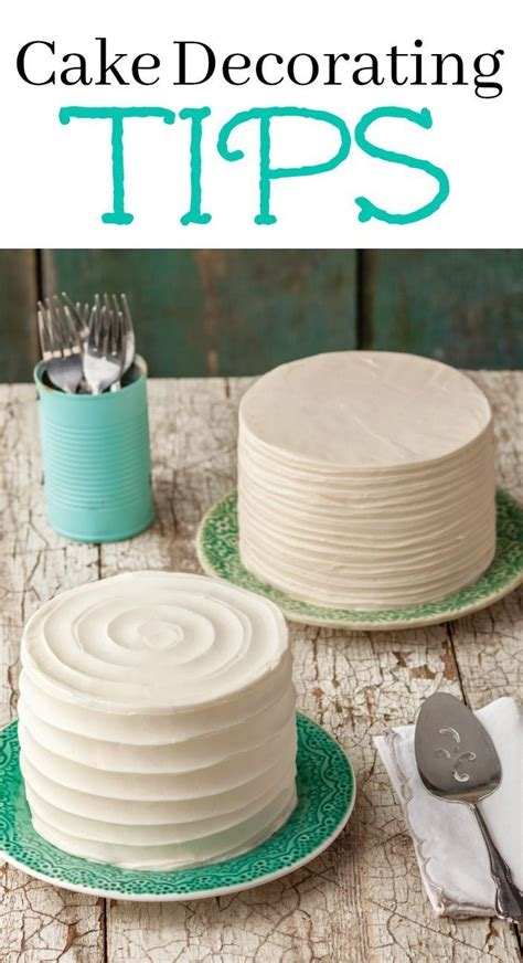 cake decorating instructions  beginners