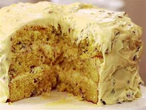 Butternut Cake with Butter Pecan Frosting Recipe Paula