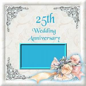 25th wedding anniversary quotes happy quotesgram With happy 25th wedding anniversary