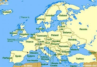 Belarus Countries Border Belorussia English Russia Map