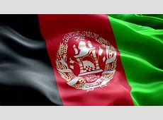 Waving Afghanistan Flag Stock Footage Video Shutterstock