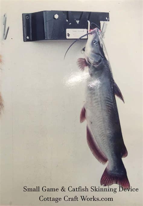 small game  catfish skinning device