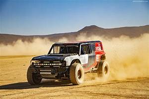 2019 Ford Bronco R Concept - HD Pictures, Videos, Specs & Information - Dailyrevs