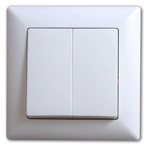 wechselschalter mit steckdose anschließen gunsan visage 2 fach schalter serienschalter unterputz weiss 1281100200103 8697372389660