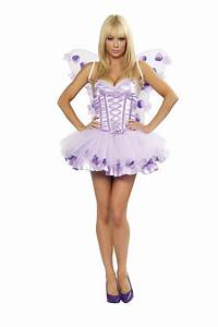 Adult Lavender Fairy Womens Costume | $67.99 | The Costume ...