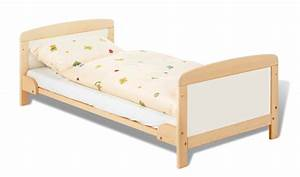 Kinderbett 4 Jahre : kinderbett aus buche umbaubar zum juniorbett florian ~ Whattoseeinmadrid.com Haus und Dekorationen