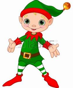 Elves Working Clipart - Clipart Suggest