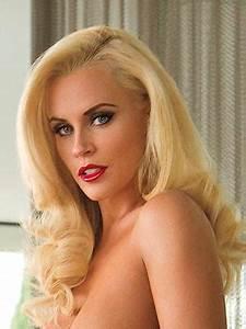 Jenny McCarthy Playboy: Sneak Peek Inside Photo PEOPLE com