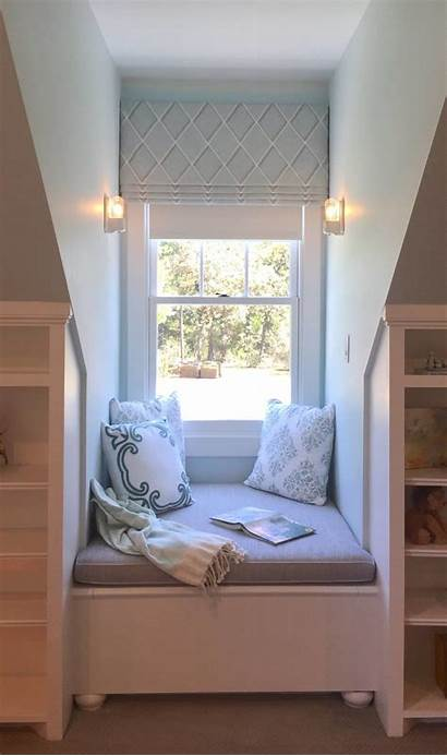 Bedroom Window Seat Nook Living Southern Showcase