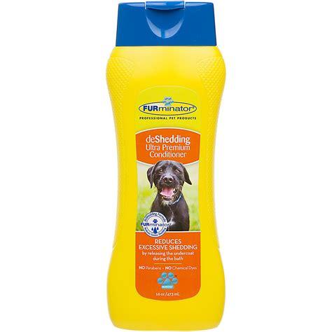 furminator deshedding ultra premium dog conditioner petco