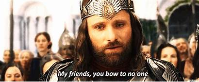 Bow King Lord Rings Friends Return Gifs