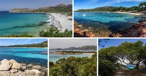 Top 21 Beach Home Decor Examples: 21 Best Beaches In Corsica (France)