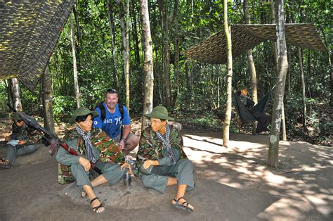 Cu Chi Tunnels Tour By Boat by Cu Chi Half Day Trip By Boat Road Indochina Travel