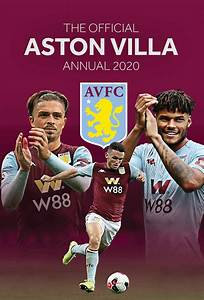Large Wall Calendar 2020 Aston Villa Fc Annual 2020 Calendar Club Uk