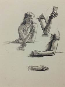 Edward Hopper's Preliminary Sketches for Nighthawks ...