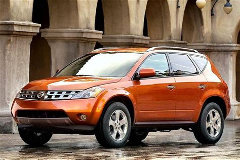 2005 Nissan Murano Reviews by Nissan Murano 2005 2009 Used Car Review Car Review