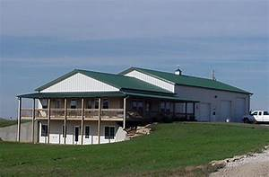 kansas pole barns pole barn builders lester buildings With 40x100 pole barn