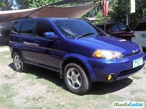 Honda Hr-v Manual 2007 For Sale