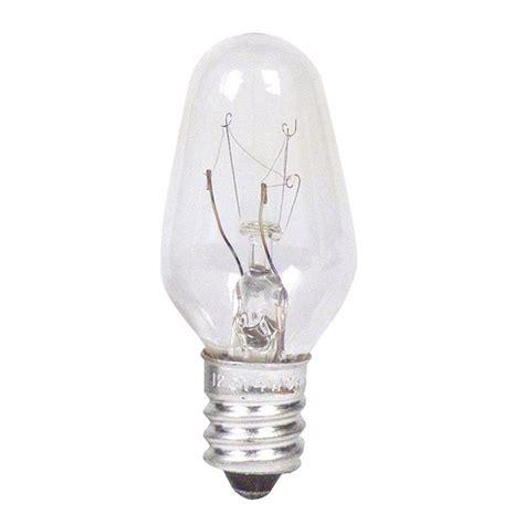 philips light bulbs automotive philips 7 watt incandescent clear c7 indicator candelabra