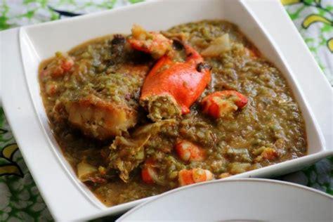 recette de cuisine senegalaise soupou kandjia sauce au gombo à la sénégalaise