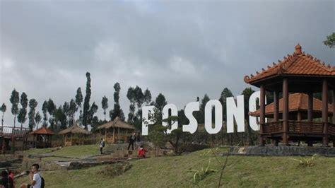 alamat  rute menuju wisata alam posong temanggung jawa