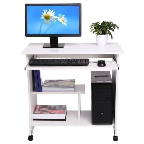 cdiscount ordinateur de bureau table ordinateur bureau accueil bureau étude workstation