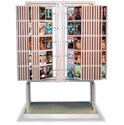cd retail display rack   box wire floor display racks achieve display