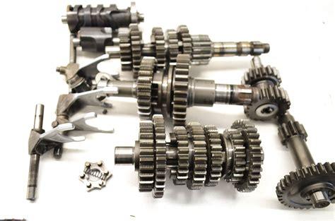 98 yamaha warrior 350 transmission complete shift forks drum yfm350x 2x4 ebay