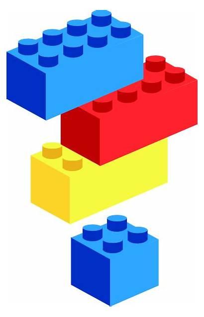 Lego Clip Block Blocks Clipart Vector Brick