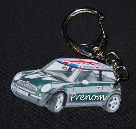 boutique agdaphoto cadeaux personnalis 233 s avec vos photos porte cl 233 s photo d une mini cooper