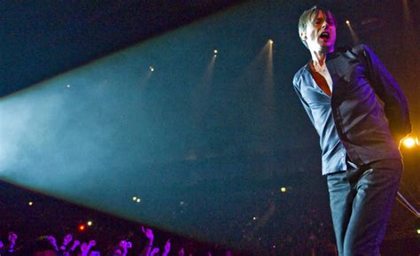 Suede 'planned To Disappear After 2010 Reunion Gig