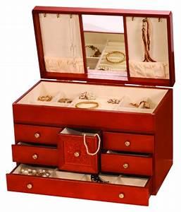 Schmuckkästchen Aus Holz : xxl schmuckk stchen sally wallnussholzfinish holz schmuck ~ Watch28wear.com Haus und Dekorationen