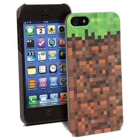 minecraft iphone minecraft grassy block iphone 5 gadgetsin