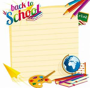 Back to School Decor PNG Picture   Gallery Yopriceville ...