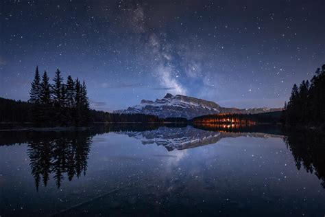 Photographing Albertas Night Skies Alberta Tourism