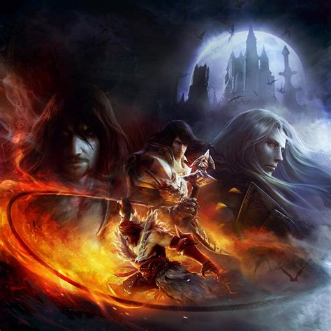 Castlevania Lords Of Shadow Mirror Of Fate Review Ign