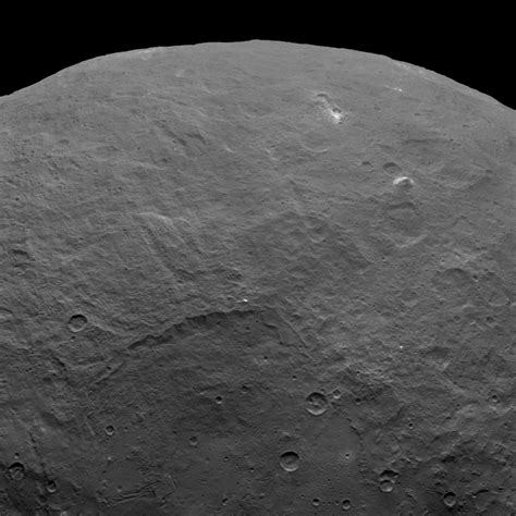 UFO Sighting 2015: Pyramid-Shaped Peak Spotted on Ceres ...