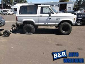 85 86 87 Ford Ranger Manual Transmission 4x4 Mitsubishi 12